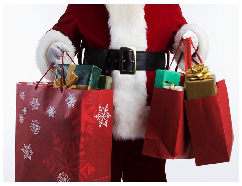compras-de-natal Lojas virtuais faturam 26% a mais nas vendas no Natal