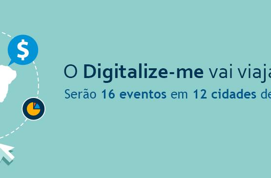 Digitalize-ME realiza edição em Blumenau